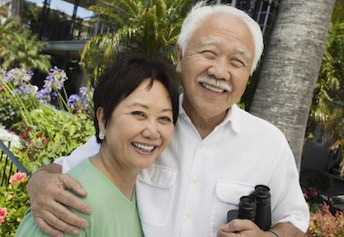 older couple smiling holding eachother I galloway smiles in galloway oh
